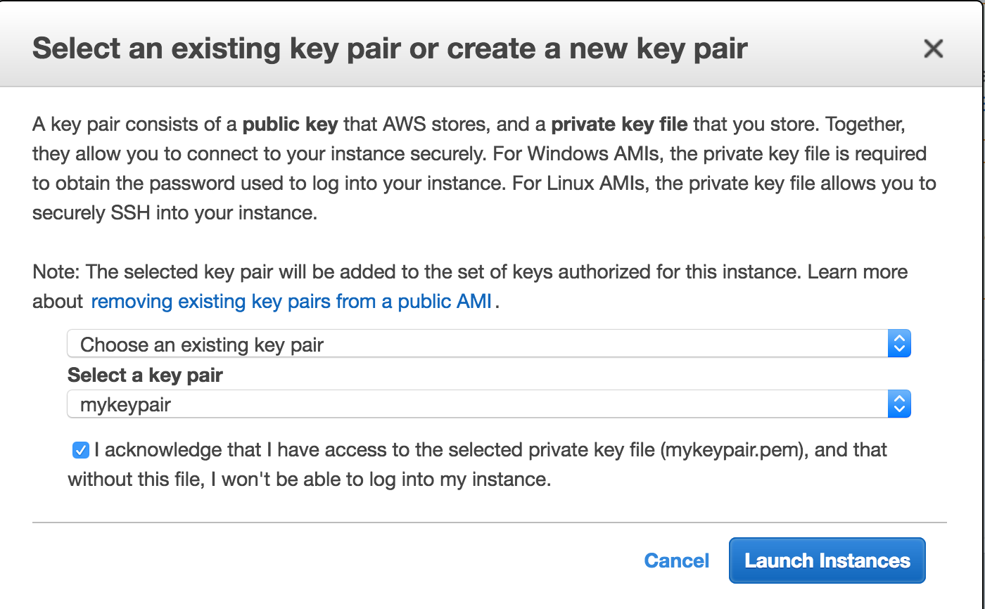 Install on AWS — Using Driverless AI 1 3 1 documentation