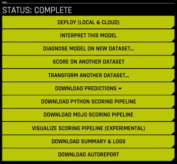 Driverless AI Standalone Python Scoring Pipeline — Using Driverless