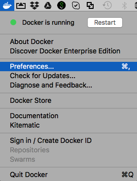 Mac OS X — Using Driverless AI 1 7 1 documentation