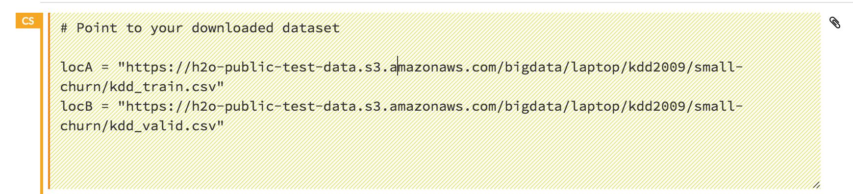 Using Flow - H2O's Web UI — H2O 3 26 0 3 documentation